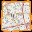 離線地圖 icon