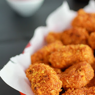 Sweet Potato Parmesan Tater Tots.