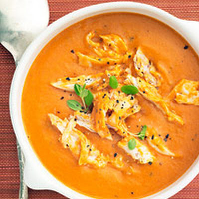 Chicken Tomato Bisque