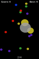 Screenshot of Burst