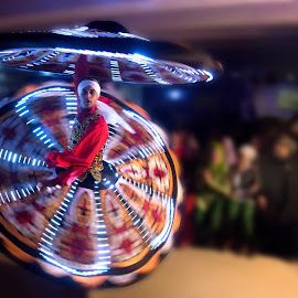 Tanoura Dancer  by Amir Orfy - People Musicians & Entertainers ( wedding, islamic, party, egypt )