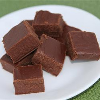 Aunt Teen's Creamy Chocolate Fudge