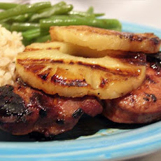 Pineapple Pork Chops