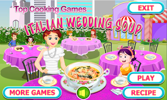 Screenshot of Italian Wedding Soup