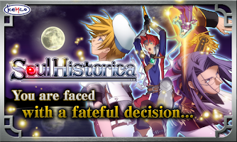 Screenshot of RPG Soul Historica