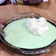 Kicked Up Grasshopper Pie