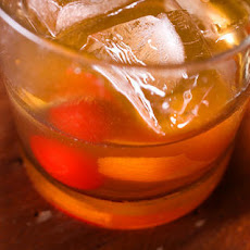 Old-Fashioned Whiskey Cocktail Recipe