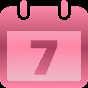 Cover art Menstrual Ovulation Calendar