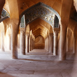 Vakil Mosque by Mohammad Rzj - Buildings & Architecture Public & Historical