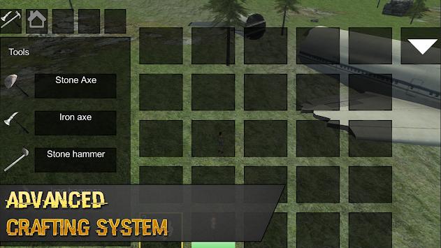 Girl Amazon Survival HD apk screenshot