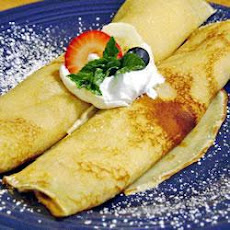 Limoncello Crepes