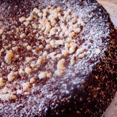 Warm Chocolate Honey Torte
