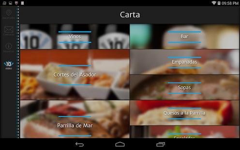 App El Diez 10 Parrilla Argentina APK for Windows Phone