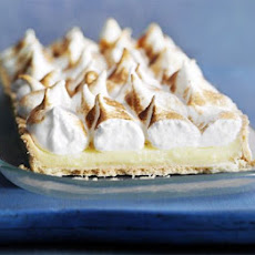 Limoncello Meringue Pie