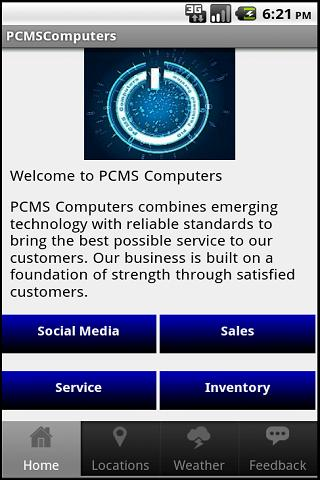 PCMS Computers