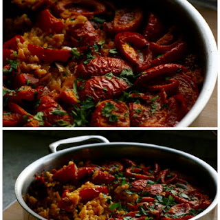 Tomato Paella Recipes