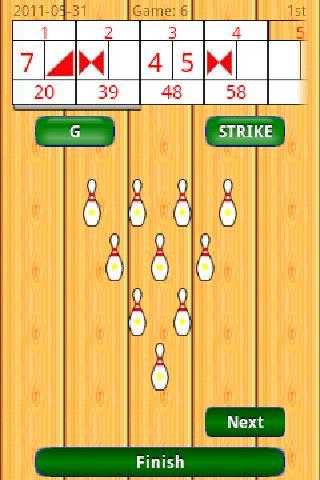 玩體育競技App|Touch de Score Bowling免費|APP試玩