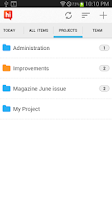Screenshot of hiTask - Team Task Management