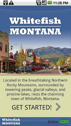 Whitefish Montana