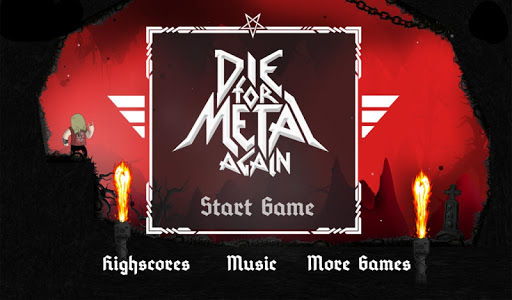 Die For Metal Again - screenshot