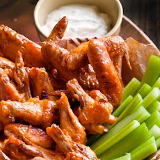 Broiled Buffalo Wings