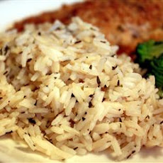 Rice with Herbes de Provence