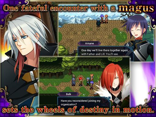 RPG Fortuna Magus - KEMCO - screenshot