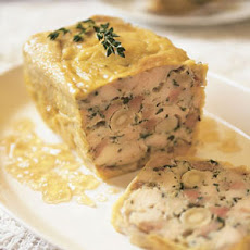 Chicken Terrine with Macadamia Nuts