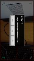 Screenshot of Barcode Scanners