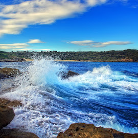 La perouse by Arnaud Charil - Landscapes Beaches ( laperouse, waves, ocean, nsw, beach )