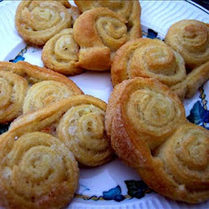 Crescent Roll Dough Palmiers