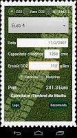 Screenshot of Timbrul de Mediu - Taxa auto