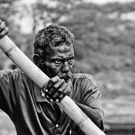 RUDRO by Zahid Rahman - People Portraits of Men
