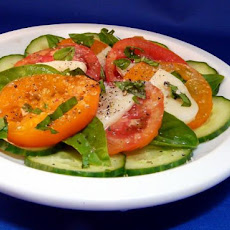 Insalata Caprese Perfect for Summer