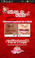 Screenshot of Kiss Game