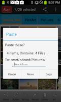 Screenshot of Folder Gallery2-Photo movie
