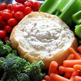 Sour Cream Mayonnaise Dill Dip Recipes
