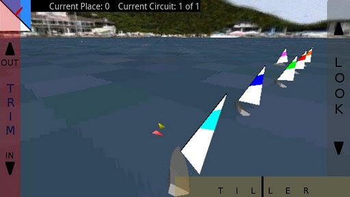 3D Sailing Simulator Regatta