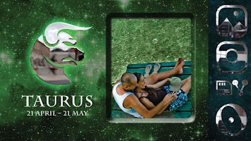 Screenshot of Horoscope Signs-Photo Frames