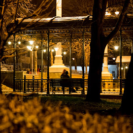 Winter Love by Cirnu Flavian Ionut - People Couples ( love, winter, lovers, lovebirds, winter lovebirds )