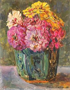 RIJKS: Floris Verster: painting 1910