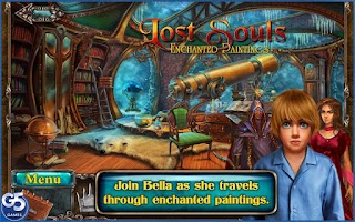 Screenshot of Lost Souls: Enchanted Painting