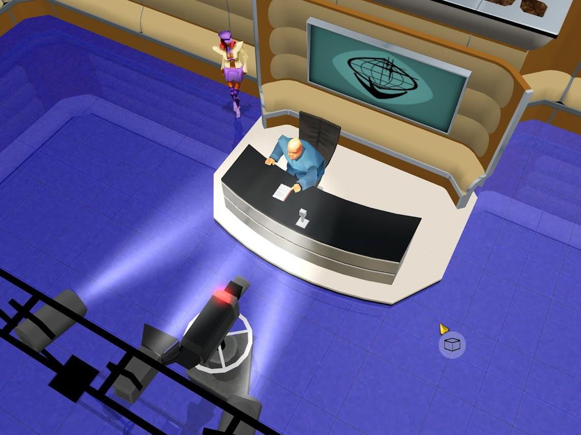 GSL 2004: Evil Genius