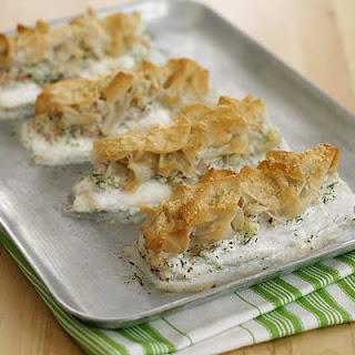 Phyllo Dough Fish Recipes