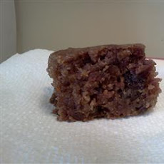 Sugar-Free Raisin Bars