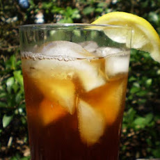 Sweet Lemon Iced Tea