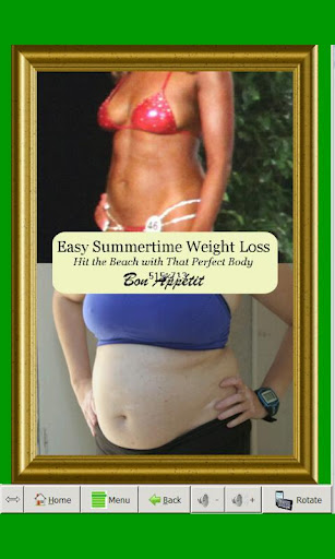 Easy Summertime Weight Loss