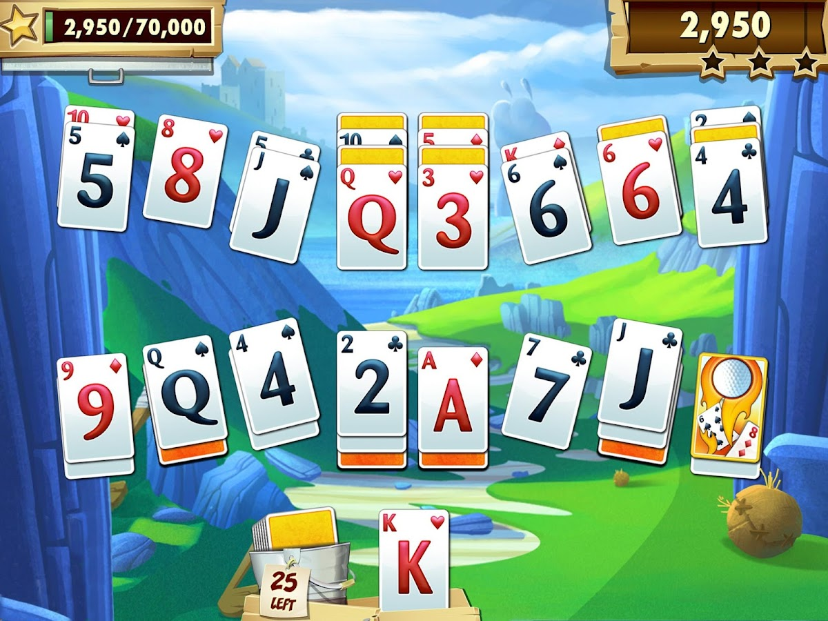 Fairway Solitaire Blast Screenshot 12