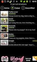 Screenshot of Rate My Pets