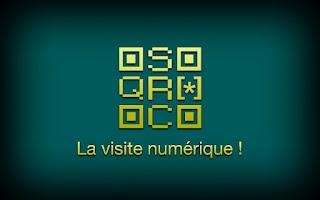 Screenshot of QRSrc Smartphone
